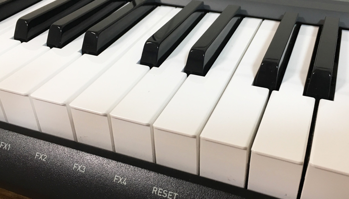 ボックス型鍵盤